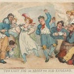 'The Last Jig or Adieu to Old England' Courtesy of National Maritime Museum, Greenwich, London. http://collections.rmg.co.uk/collections/objects/138578.html