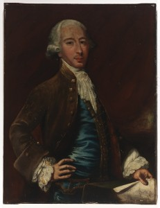 Portrait of Arthur Phillip. Courtesty of the State Library of New South Wales.