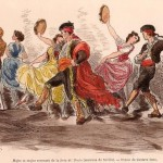 Dancing at the Rocio Fair