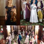 A selection of images from the 2016 Grand Colonial Regency Ball