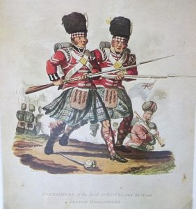Gordon Highlanders 1