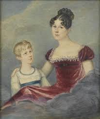 Lady Mary Fitzroy and Lady Sophia Lennox. Image courtesy of https://www.bonhams.com/auctions/15264/lot/197/