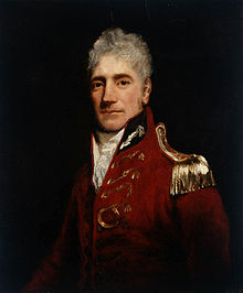 Lachlan Macquarie, 5th Governor of New South Wales hosted the 1816 ball in Sydney. Image: https://en.wikipedia.org/wiki/Lachlan_Macquarie