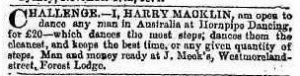 Advertising (1871, November 18). The Sydney Morning Herald (NSW : 1842 - 1954), p. 2. Retrieved September 25, 2016, from http://nla.gov.au/nla.news-article28417360