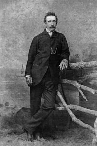 Harry Macklin Shaw, champion clog dancer of Australasia and great-great-grandfather of Craig Revel Horwood. (Image: http://www.whodoyouthinkyouaremagazine.com/wdytya-episode-summary-craig-revel-horwood#)